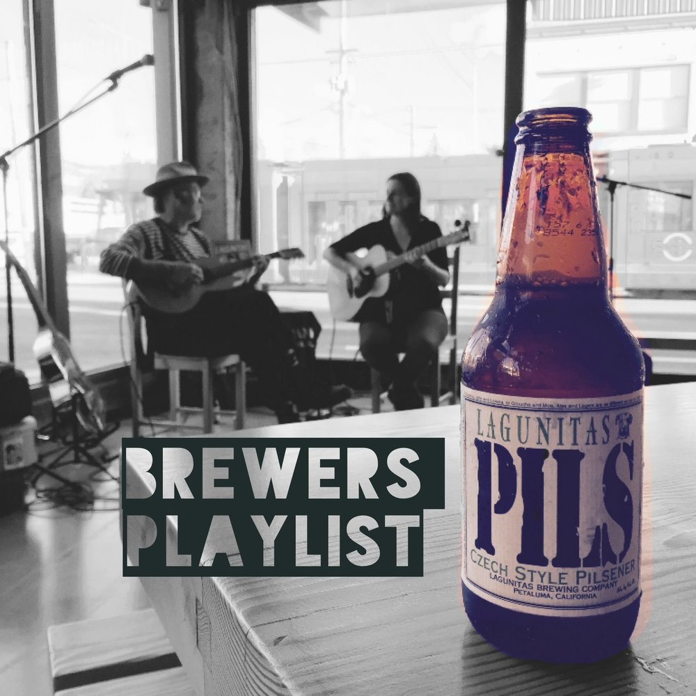 Brewer'sPlaylist