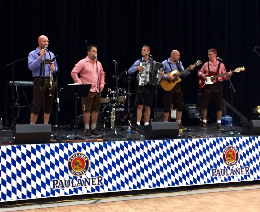 Leavenworth-Oktoberfest-Band