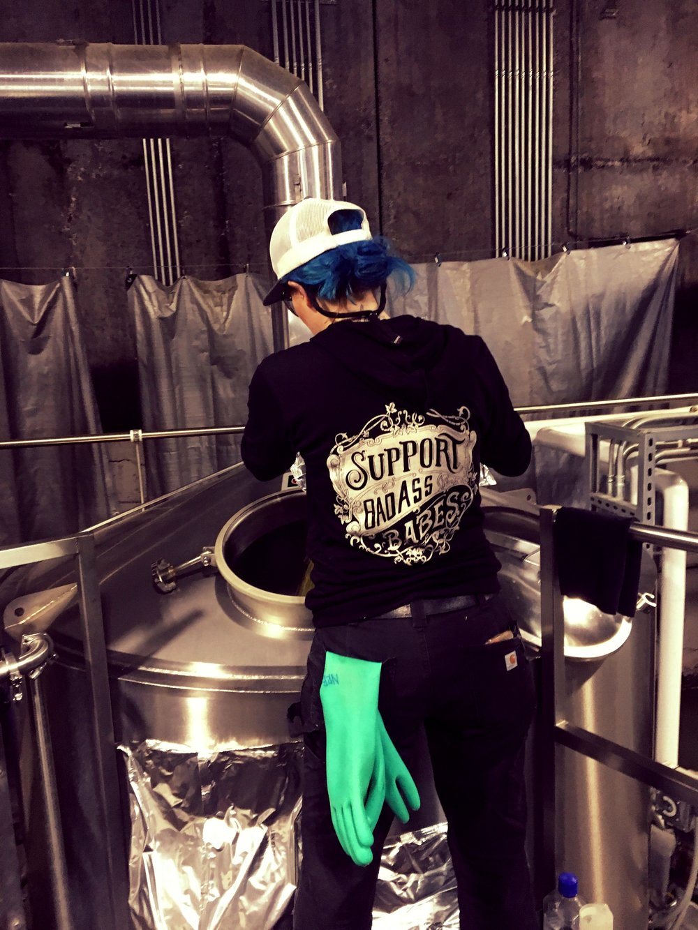 Picture courtesy of Breakside Brewery.
