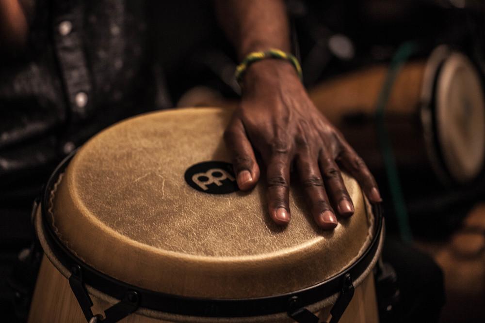 Hammadi Valdes Percussionist
