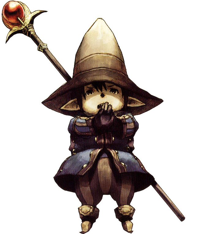 Final Fantasy XI Black Mage