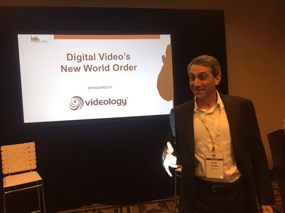 Scott Ferber - CEO, Videology