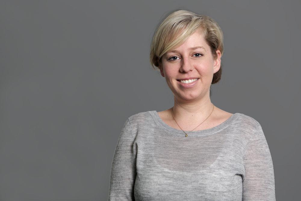 Olivia Abraham, VP, Commercial Accounts, UK