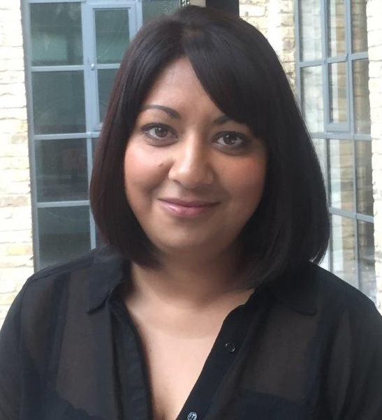 Fatima Dowlet, VP, Commercial Accounts, UK