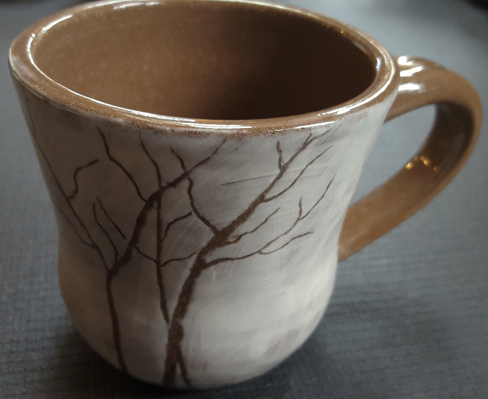 winter - 12oz mug