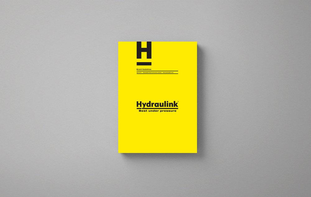 Hydraulink Branding Guidelines