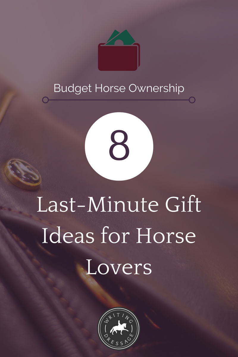 8 last-minute gift ideas for horse lovers pinterest graphic.png