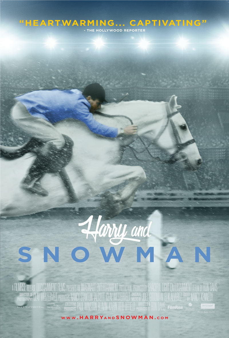 Friday Favorites: Harry and Snowman