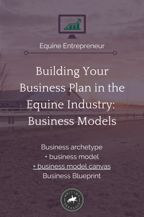 Building your business plan in the equine industry business models pin me pin me malvernweather Gallery