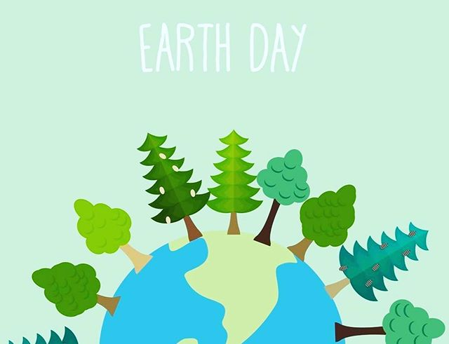 Happy Earth Day Phis! Hope everyone got outside and enjoy this perfect weather today!!