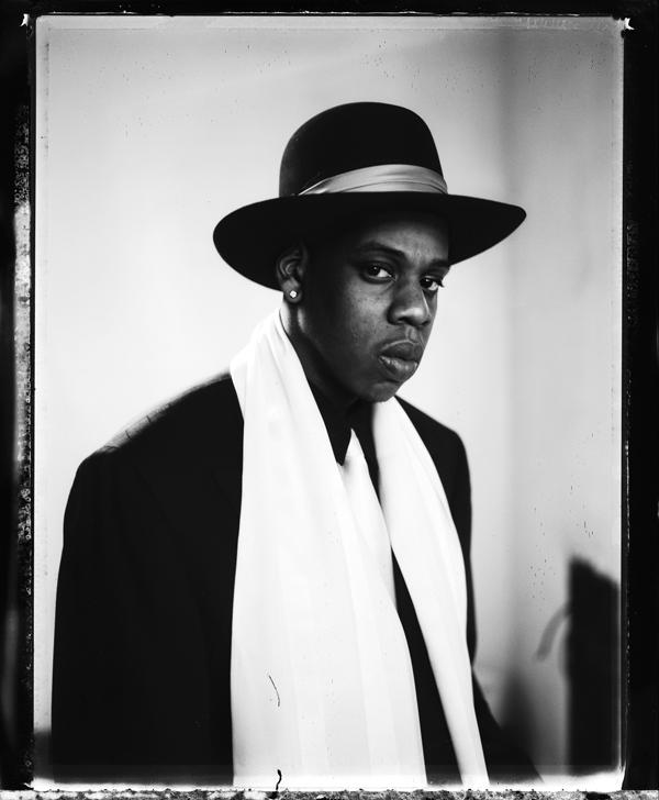 Jay-Z, 1996. via DJ Booth.