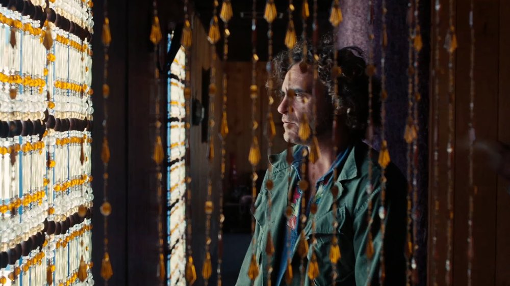 Joaquin Phoenix in 'Inherent Vice.' Robert Elswit was the cinematographer on the film; he worked with Anderson on 'There Will Be Blood' and did Dan Gilroy's 'Nightcrawler.'