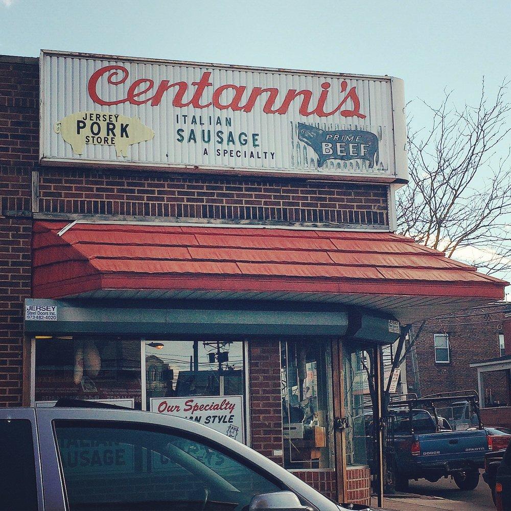 Centanni's, April 2015. Image: JG.