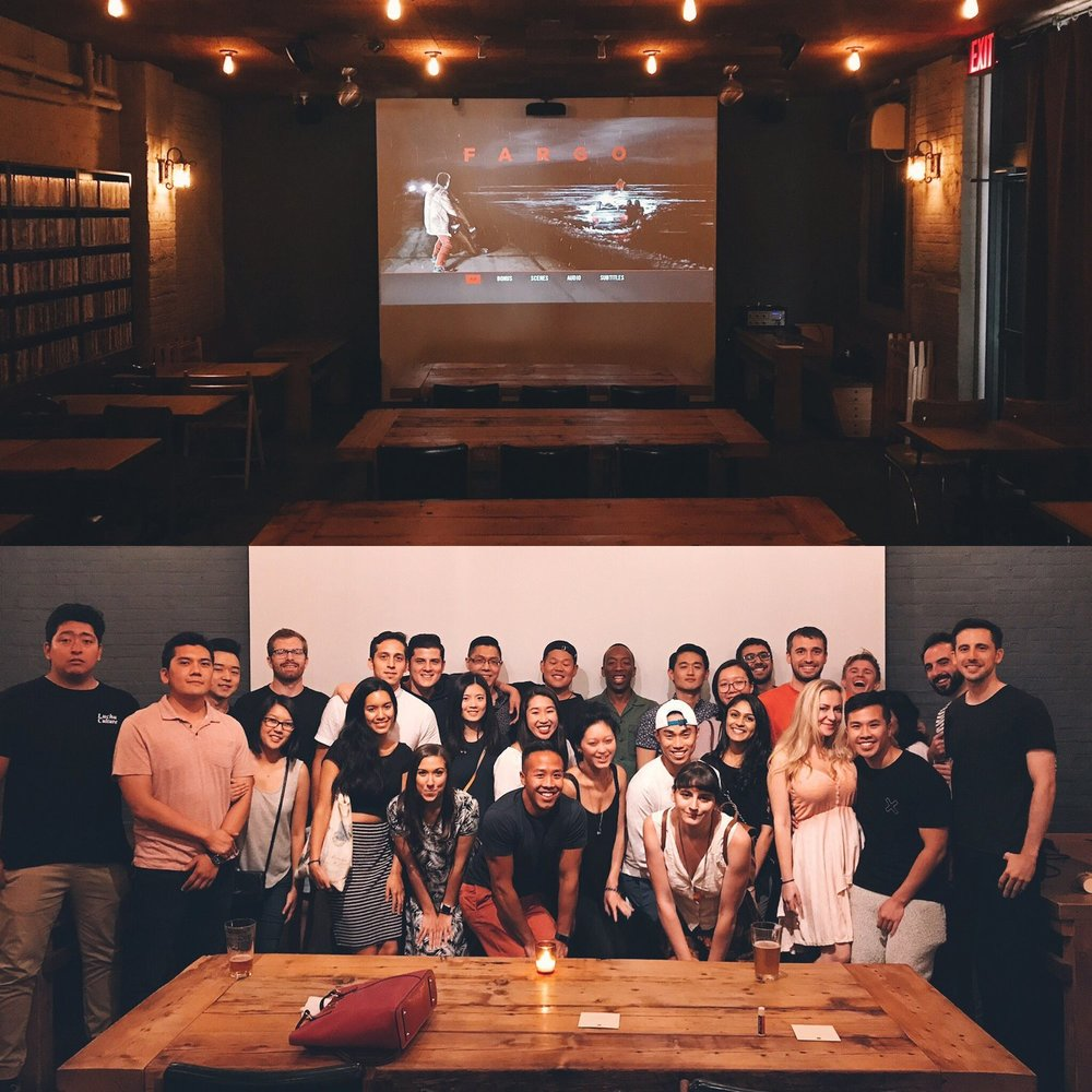 - HPT launched in August 2017 in Brooklyn with a screening of the movie Fargo.