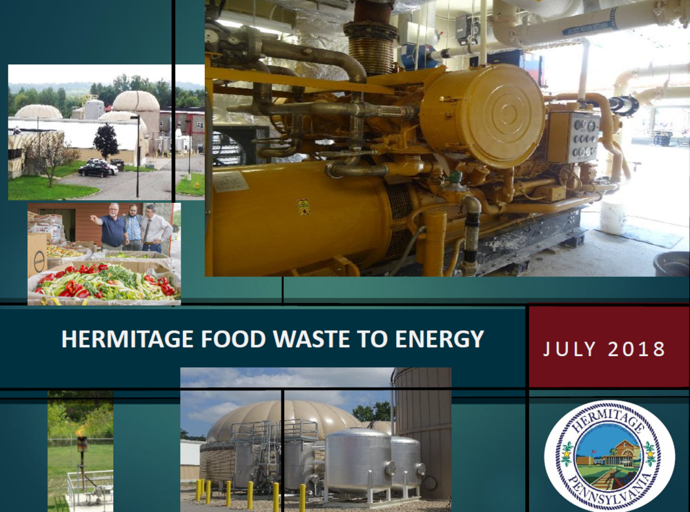Hermitage Food Waste to Energy Facility | Tom Darby, Hermitage Food Waste to Energy Facility