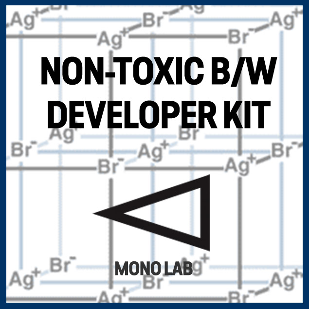 NON-TOXIC DEVELOPER KIT (1GAL) FOR PROCESSING B/W NEGATIVES $15 - 1 GALLON WORKING SOLUTION