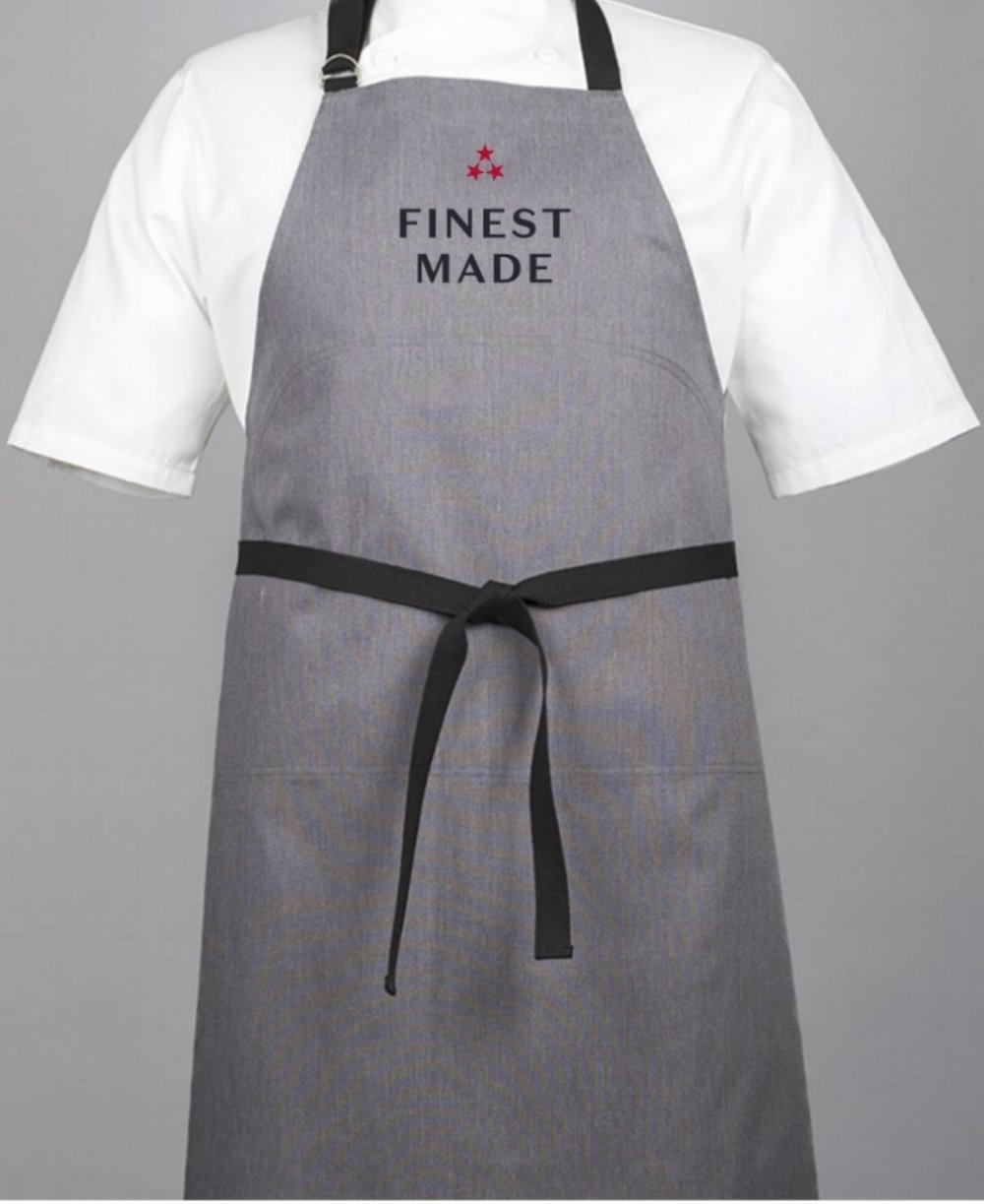 Finest Made Apron ($50)