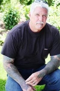 "Rick Osborne, aka ""Ozzy"""