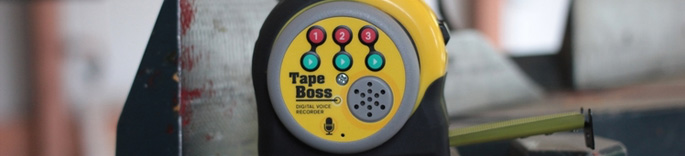 Project Gallery:   Inventing Tape Boss