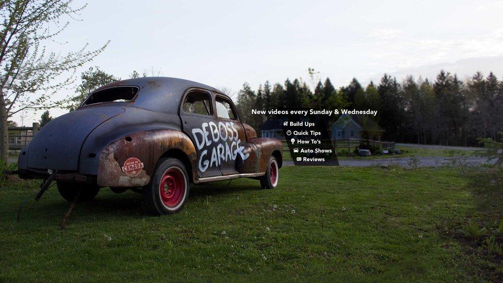 DEBOSS GARAGE — Diesel swaps, conversions & repairs on