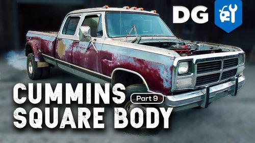 85 Square Body — DEBOSS GARAGE