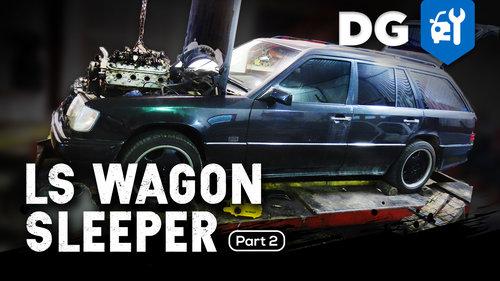 LS Mercedes — DEBOSS GARAGE