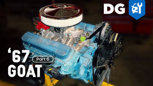 FIRST START: Carburetor to Holley Sniper EFI Conversion