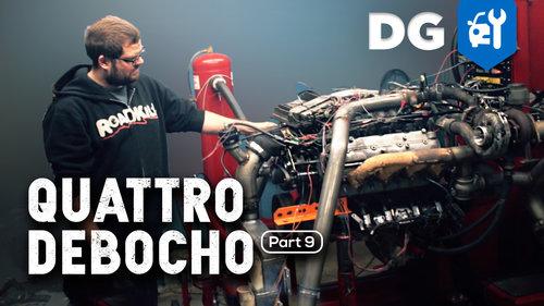 Quattro Debocho — DEBOSS GARAGE