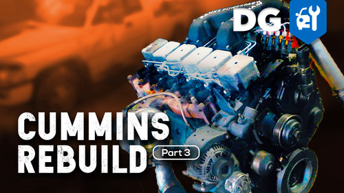 How To Set Valve Lash On A 6 6 Duramax Diesel Engine