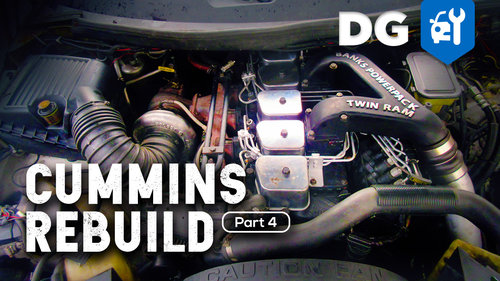 My Thoughts On The Cummins R2 8 Crate Engine — DEBOSS GARAGE