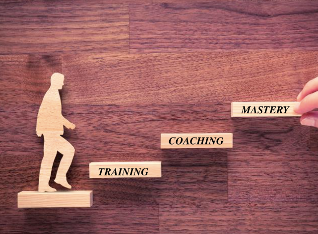 THE COACHING MODEL - Coaching is designed to be intensive and time-limited to build your organisational capacity to incorporate and sustain new approaches to practice.