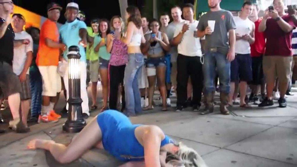 video still  American Reflexxx , by Alli Coates & Signe Pierce