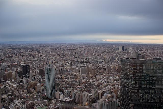 Day View of Tokyo - Tokyo Metropolitan Government Building, Shinjuku Ward, Tokyo Prefecture 1980x1080.jpg