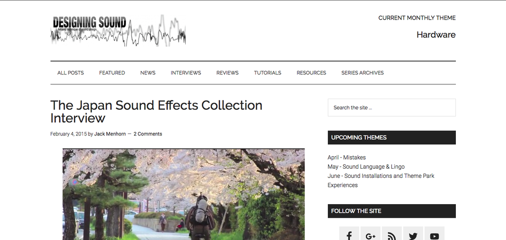 http://designingsound.org/2015/02/the-japan-sound-effects-collection-interview/