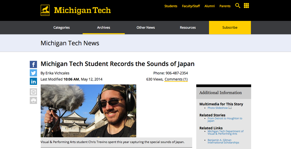 http://www.mtu.edu/news/stories/2014/may/michigan-tech-student-records-sounds-japan.html