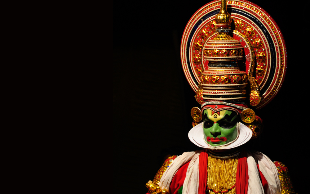 Margi Somadas & Team – Kathakali Dance