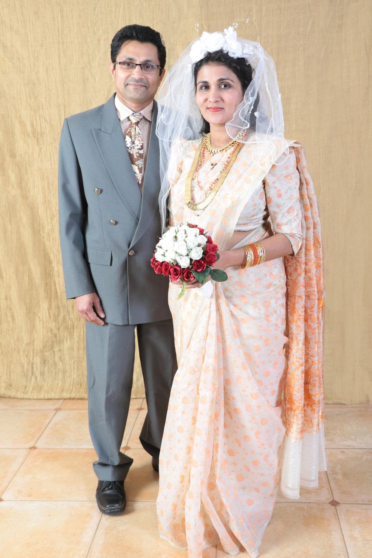 Kerala Christian Couple