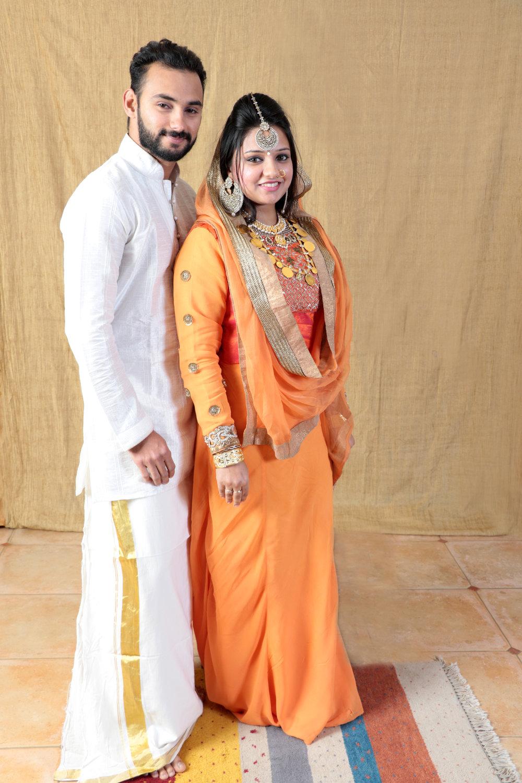 Kerala Muslim Couple