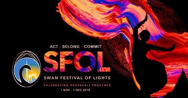 The 2018 Swan Festival of Lights is fast approaching us!  This year, we have a whole month of spectacular events lined up including Perth's annual biggest Deepavali celebrations on the Swan River.  Head to the link in the bio to find out everything you need to know about what is on offer to engage all your senses and celebrate Deepavali together!