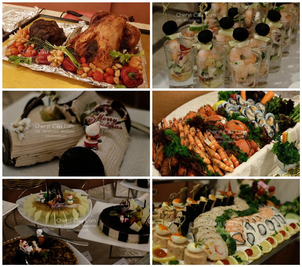 Christmas Buffet 2019 E&O Hotel Penang ~ Christmas and New Year buffet menu 2016