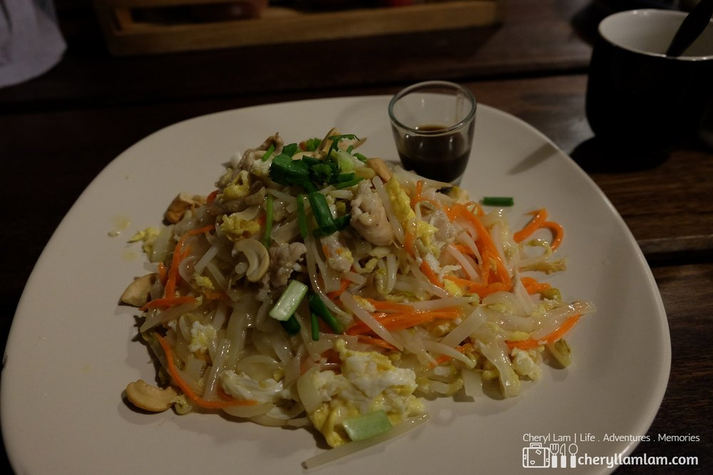 Best Pad Thai I have eaten so far!