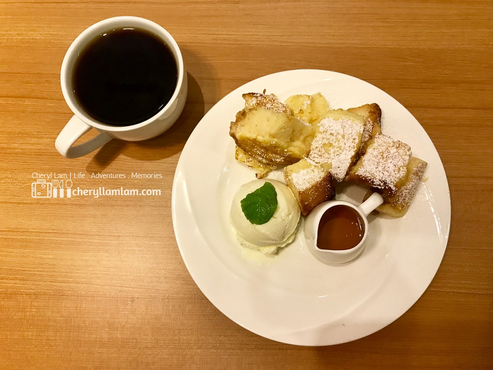 Original French Toast - MYR 14.90