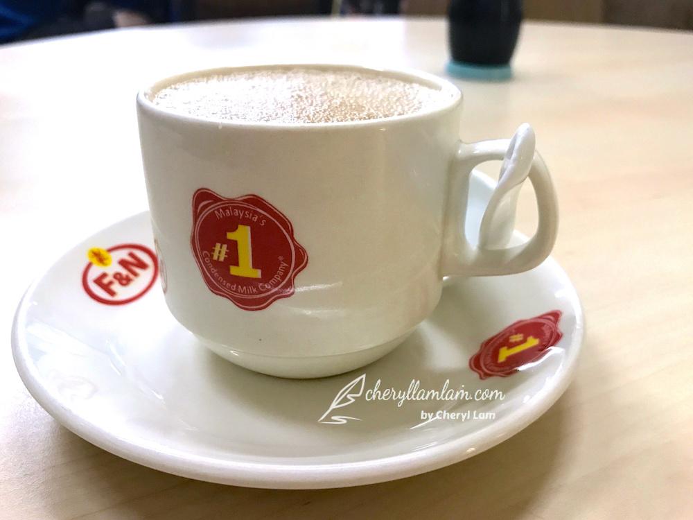 Restaurant Xin Quan Fang 新泉芳咖喱面茶餐室 Ipoh