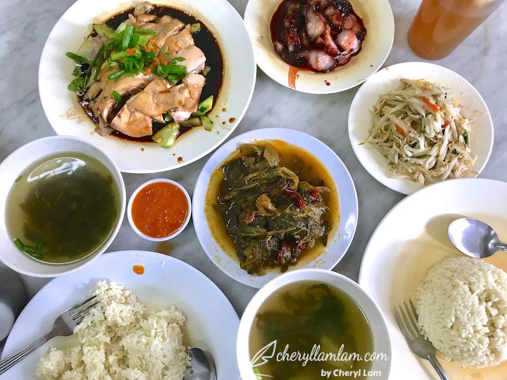 Pak Kong Chicken Rice Ipoh