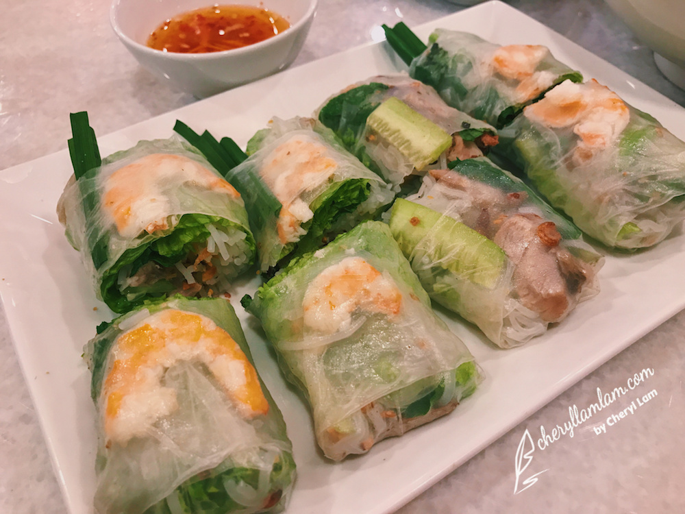 Vietnamese Spring Rolls - MYR 15.90