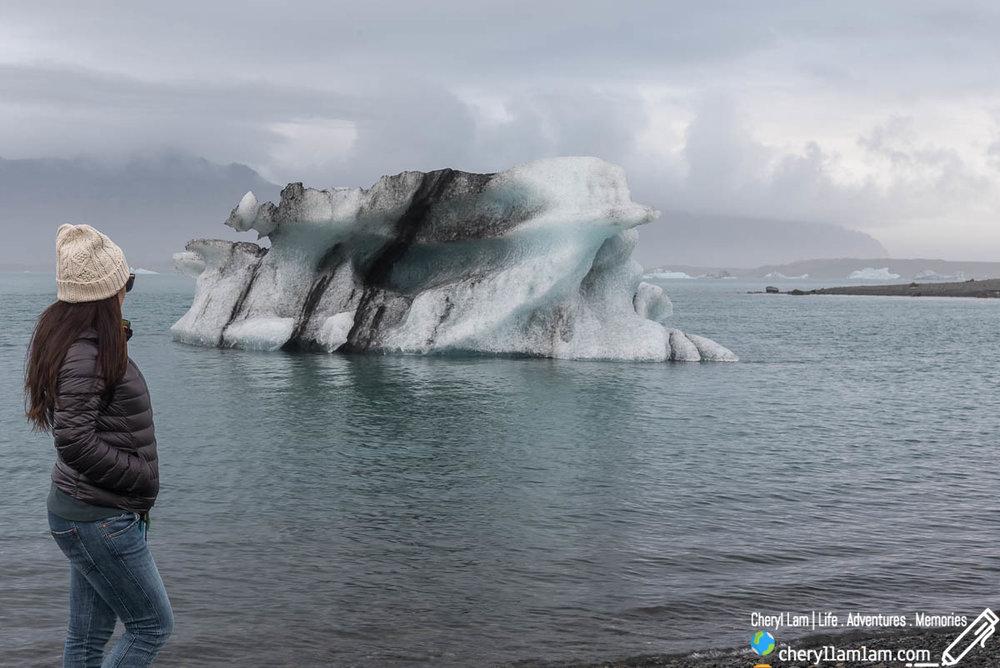 Jokulsarlon Iceland