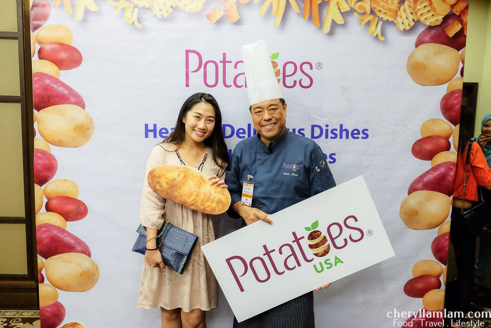 potatoes usa penang event