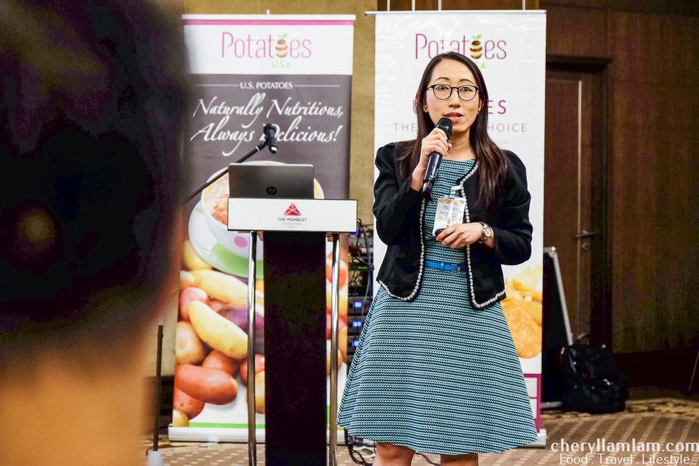 Ms. Khoo An Jo debunked on potato's myths!