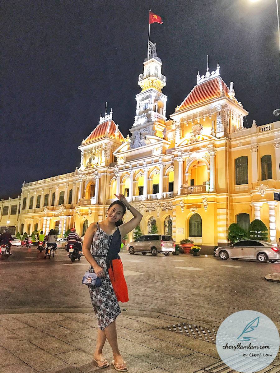 How to get to Ho Chi Minh City 70