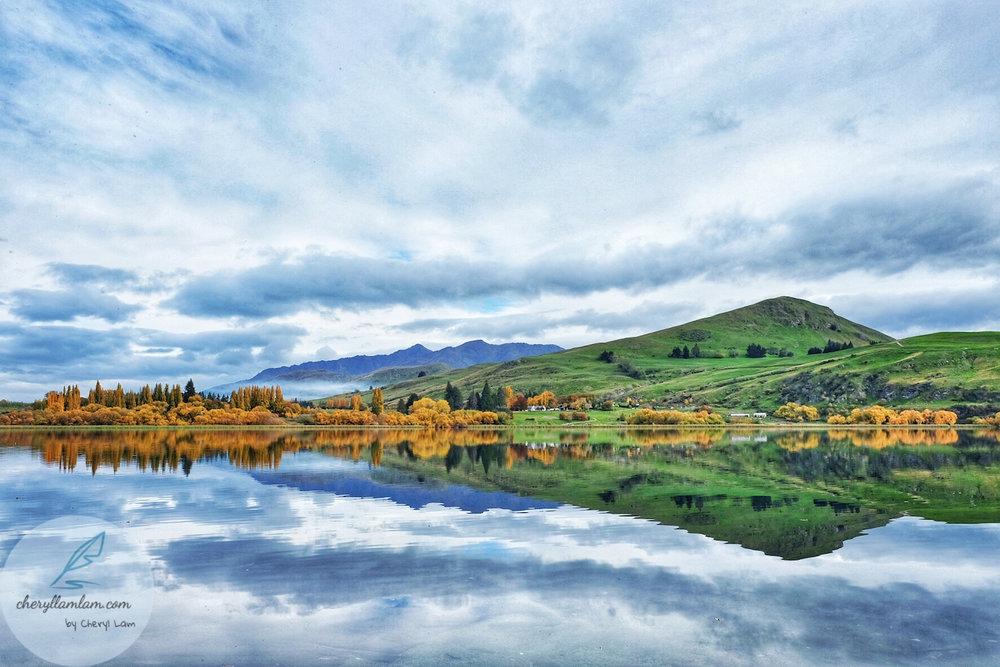 Lake Hayes New Zealand